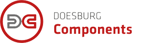 Doesburg Components b.v. logo