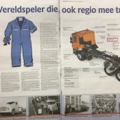 Doesburg Components as supplier DAF Trucks